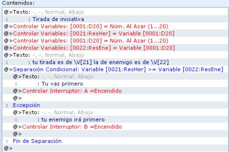 Rpgmaker code